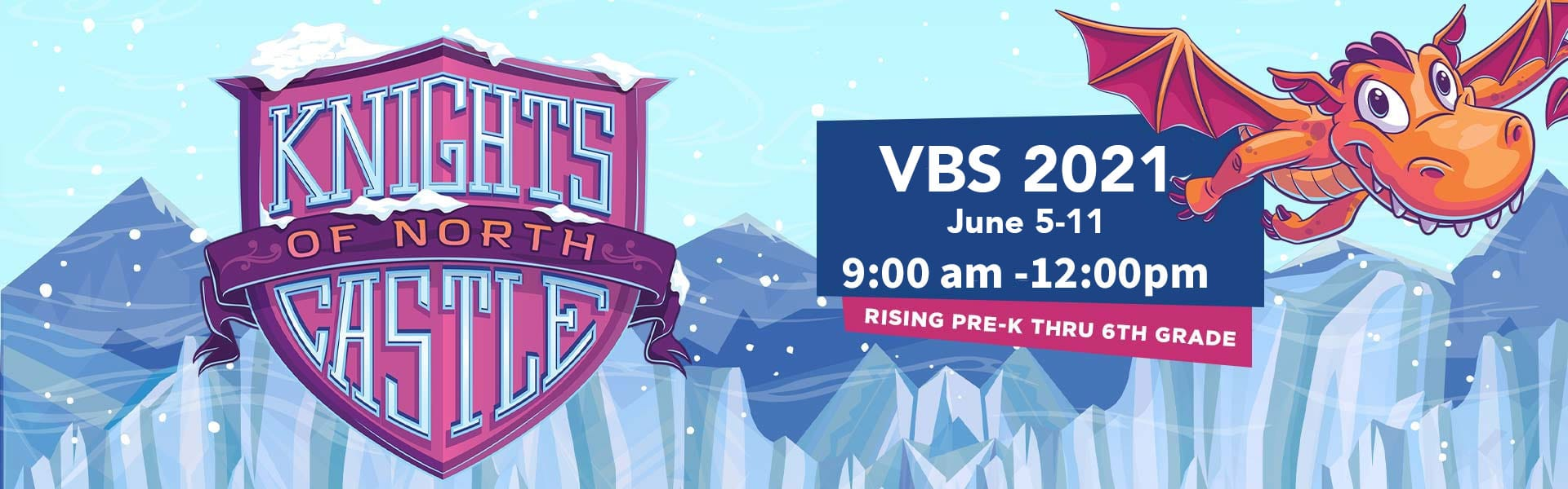 Come join us at VBS