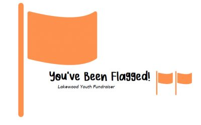 You have been Flagged